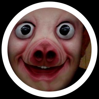 Filter snapchat pig Snapchat Filter